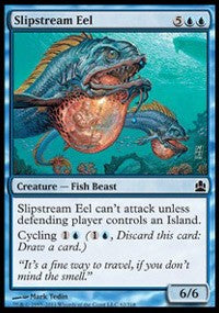 Slipstream Eel [Commander 2011] | Boutique FDB TCG