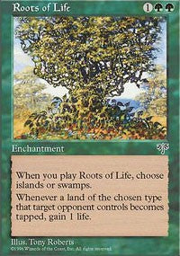 Roots of Life [Mirage] | Boutique FDB TCG