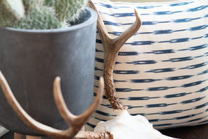 Mini Flecha Pillow | Chambray - el Mercado life