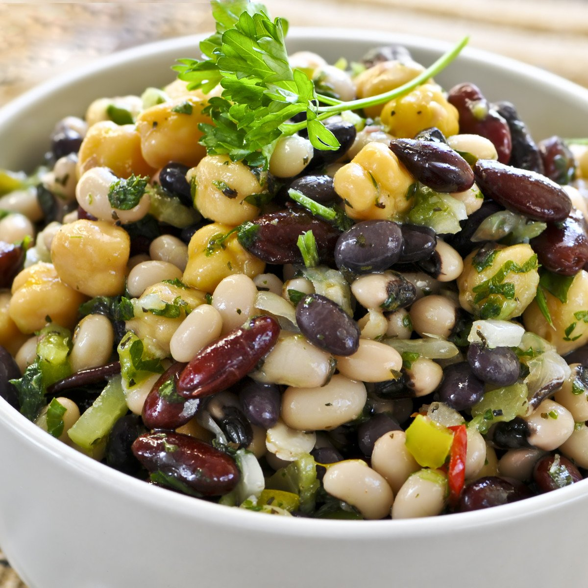 Multi-Bean Salad