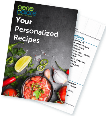 Image of Personalized Recipes
