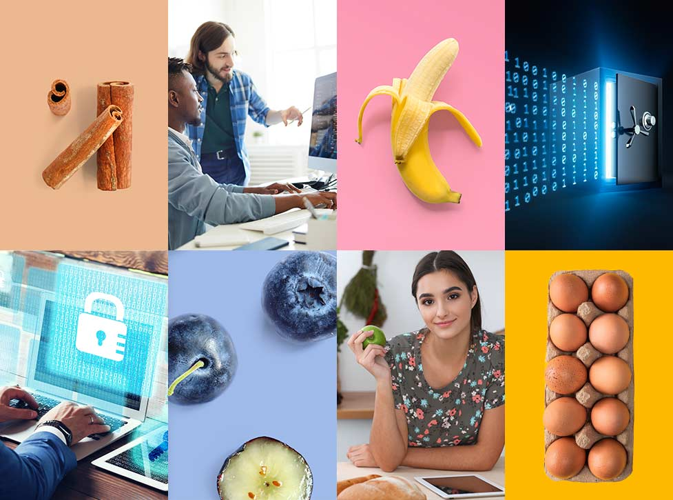 People, Data Security and Foods