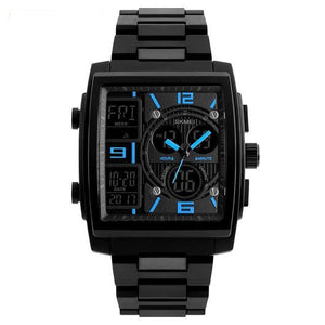 Men's Chronograph Sport Watch - Water Resistant