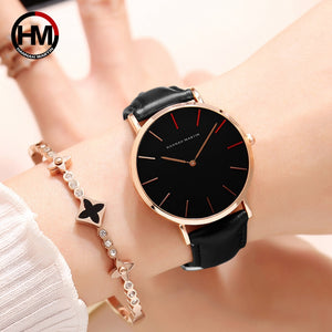 Japan Quartz Movement  Women's Watch