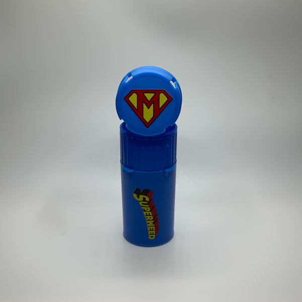 Comic Collection Kryptonian Medtainer