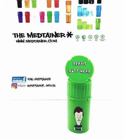 Butthead / Beavis and Butthead Collection Medtainer
