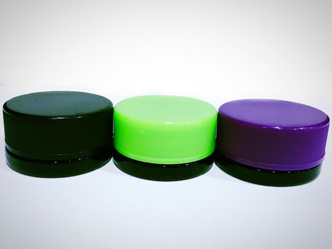 9ml UV glass (black glass) containers