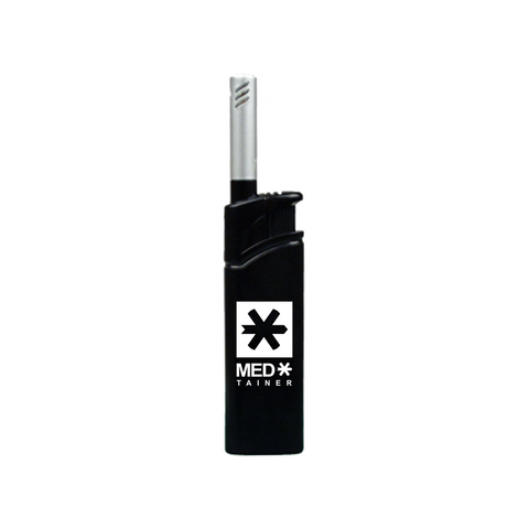 Black Long Neck Lighter