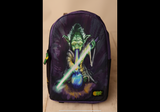 Jungle Hive Yoda Bong backpack