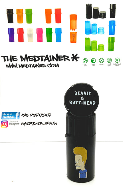 Beavis / Beavis and Butthead Collection Medtainer