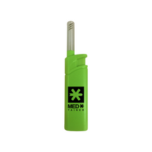 Load image into Gallery viewer, Medtainer Long Neck Lighter (Green)