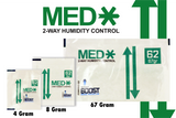 Medx 2 Way Humidity control Pack