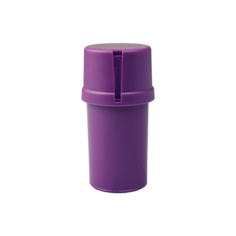Solid Purple- 20 Dram Medtainer