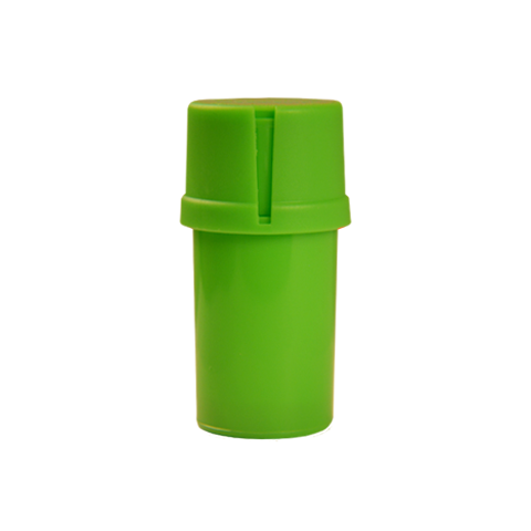 Solid Green- 20 Dram Medtainer