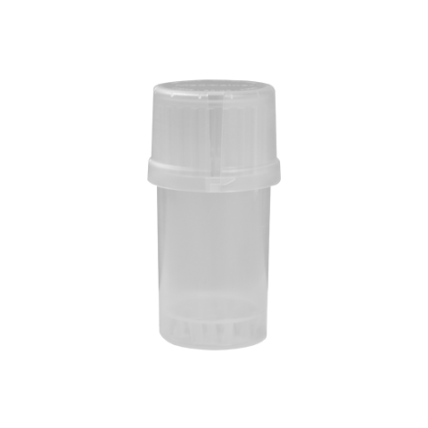 Translucent Clear- 20 Dram Medtainer