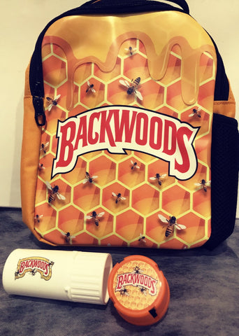 Backwoods Shoulder Backpack with Free Backwoods Medtainer
