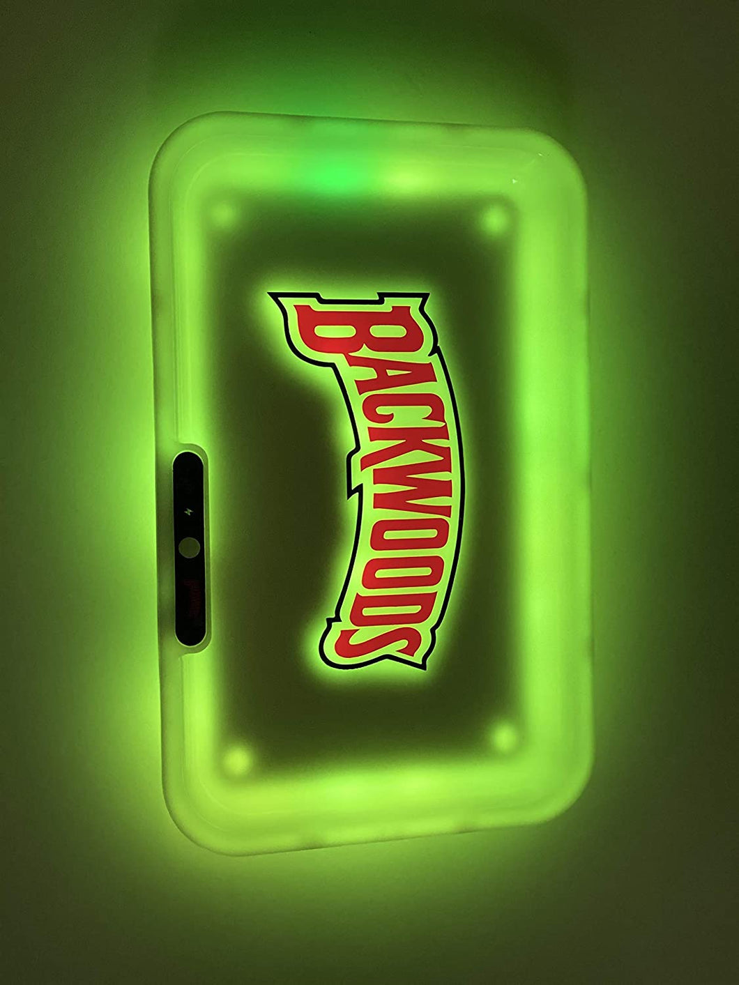Backwoods LED glow tray