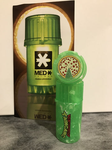 1 Taingang Collection Green Medtainer