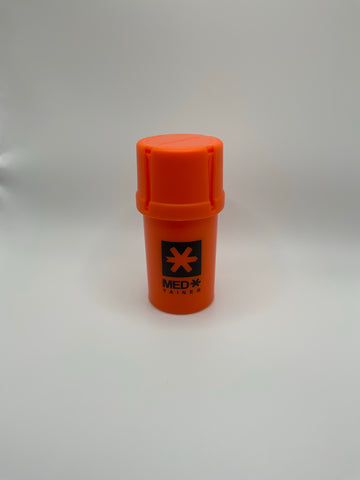 Core Medtainer Orange/Black Logo