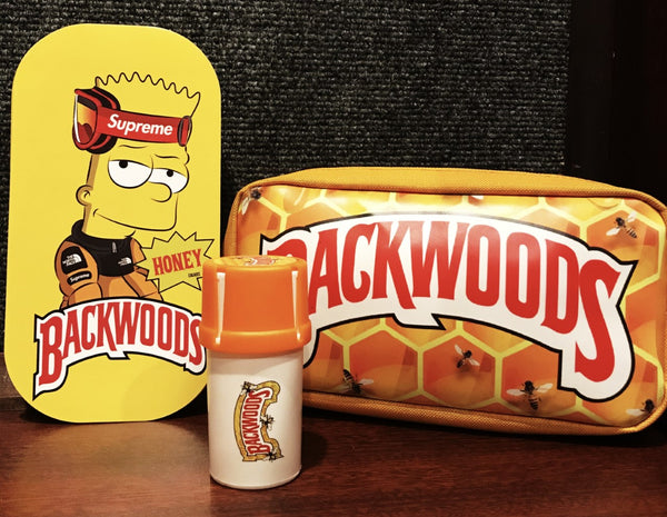 Backwoods Mini Pouch/Tray/Medtainer Set