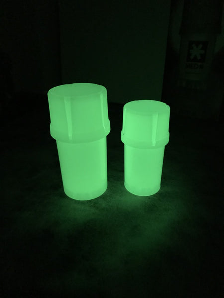 Glow in the dark Medtainer