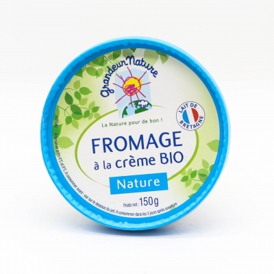 FROMAGE NATURE A TARTINER 150G