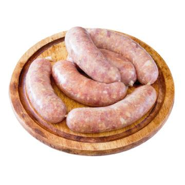 Lot de 4 saucisses moutarde - 320g