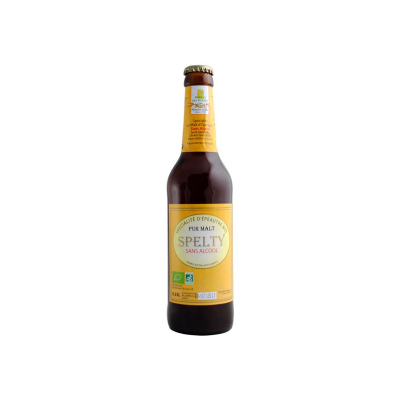 BIERE SPELTY MALT D'EPEAUTRE 33CL