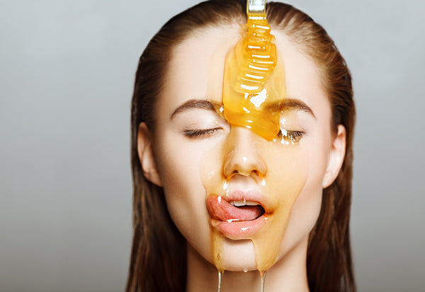 Why is honey good for your skin?