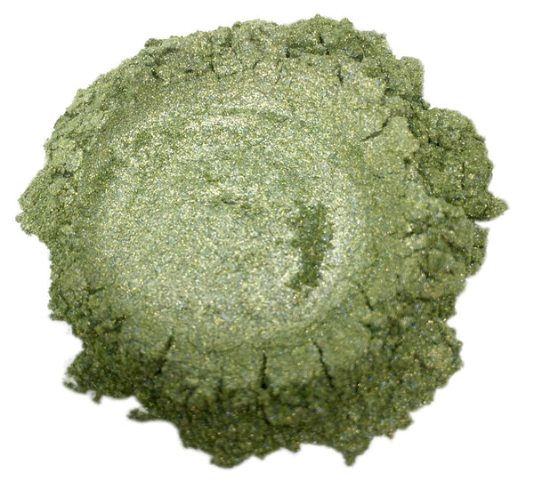 Mineral Powder- Green Tundra