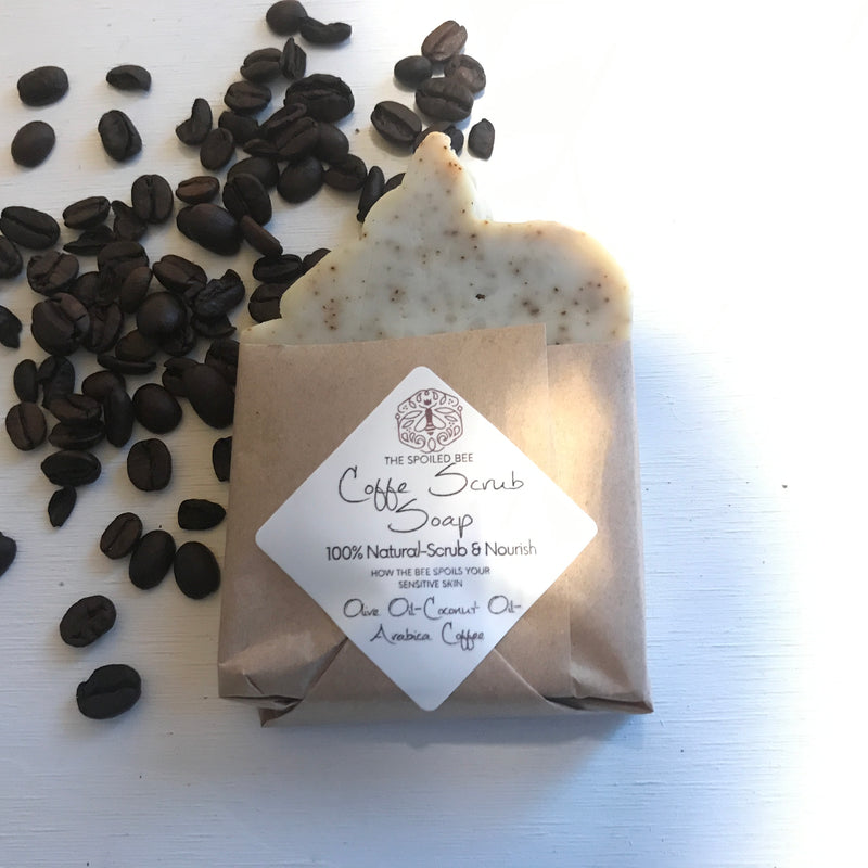 Arabica Scrubbing Nourishing Soap