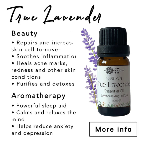 True Lavender Essential Oil