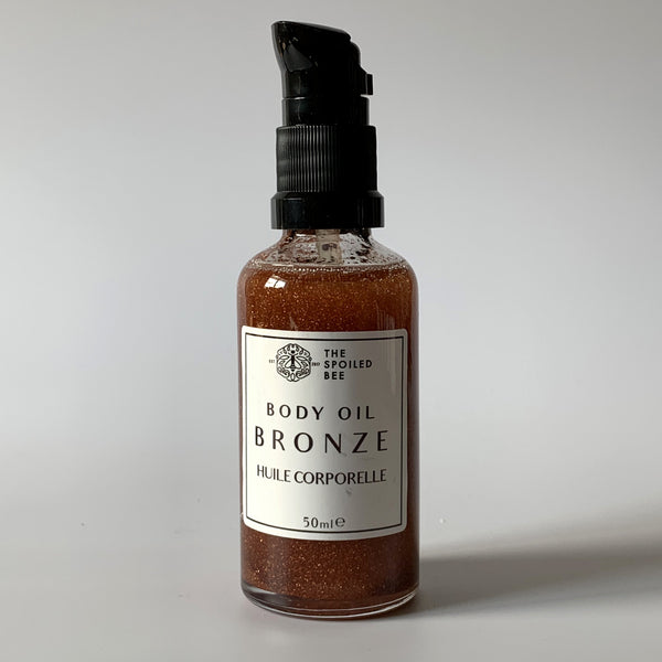 Bronze Body Oil