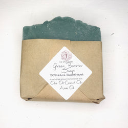 Green Booster Vegan Soap