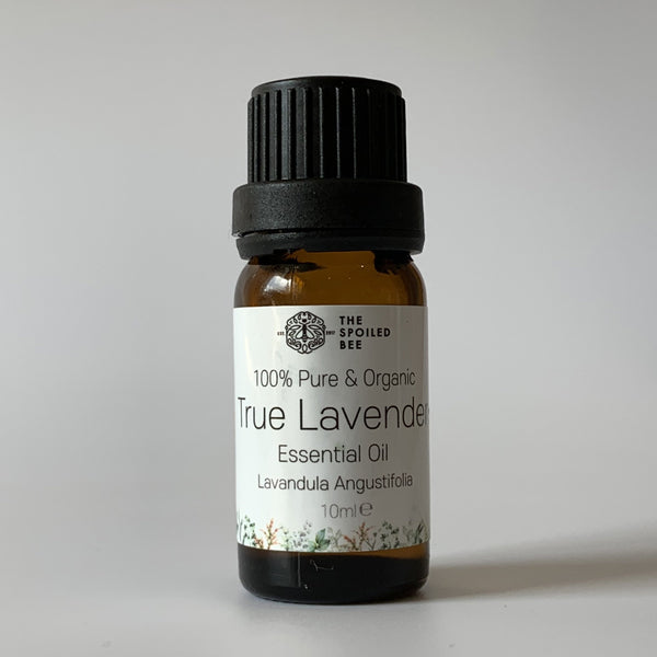 True Lavender Essential Oil (Organic)