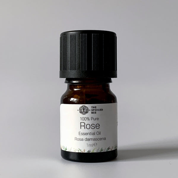 Rose Essential Oil (100% Pure)