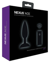 Load image into Gallery viewer, Nexus Vibrating Anal Plug