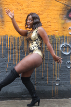 Load image into Gallery viewer, Miss Black & Gold