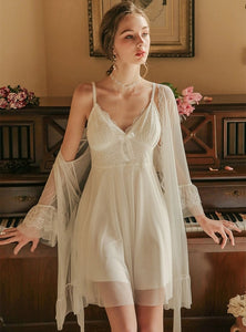 Luxury Peignoir