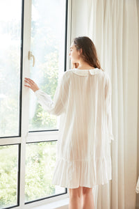 Margaret Lawton Vintage Boyfriend Nightgown