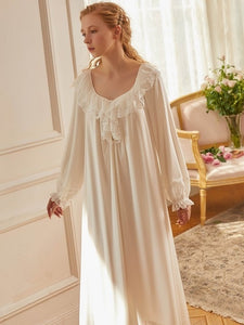 Margaret Lawton's Classic Nightgown Traditions