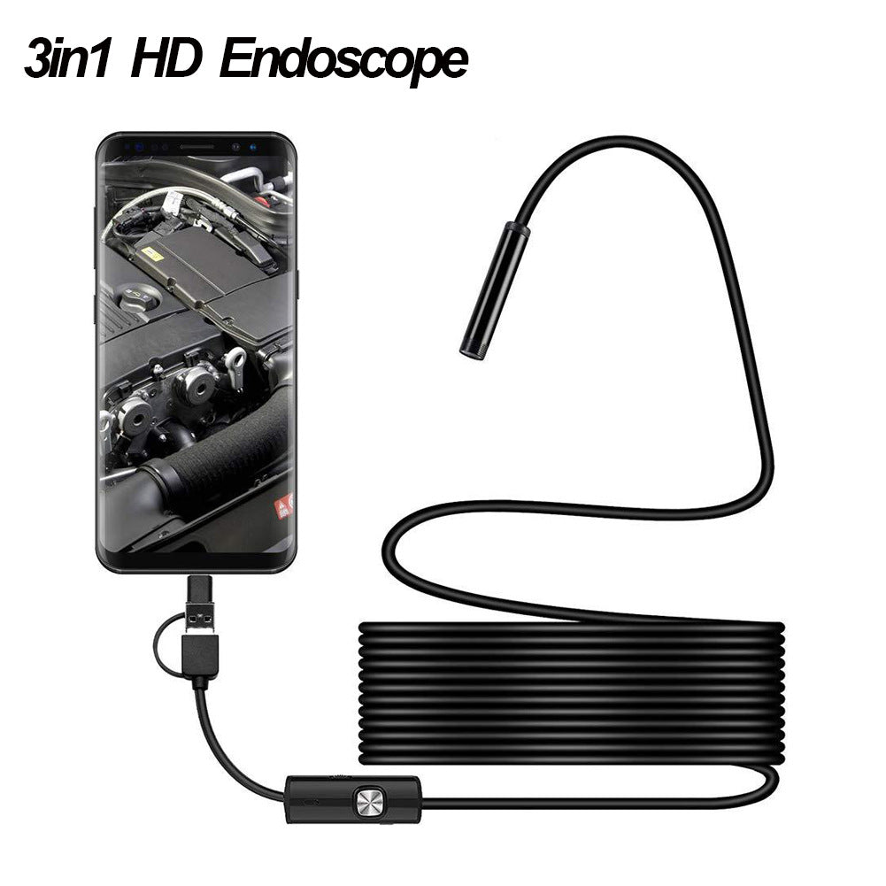 HD Digital Endoscope - jackcattegoods