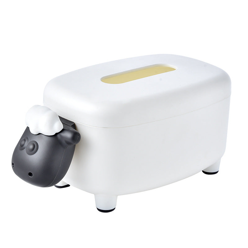 Sheep Tissue Box - jackcattegoods