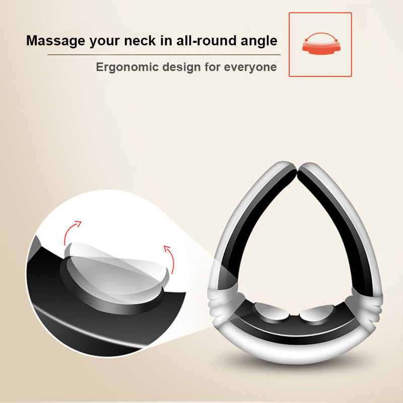 Intelligent Neck Massager - jackcattegoods