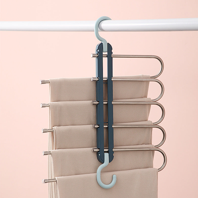 Transformable Clothes Hanger