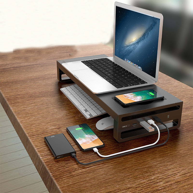 Solid Laptop Stand