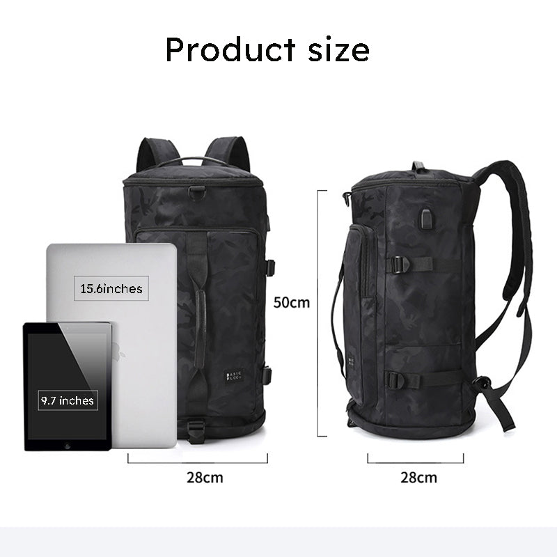 Transformable Travel Bag