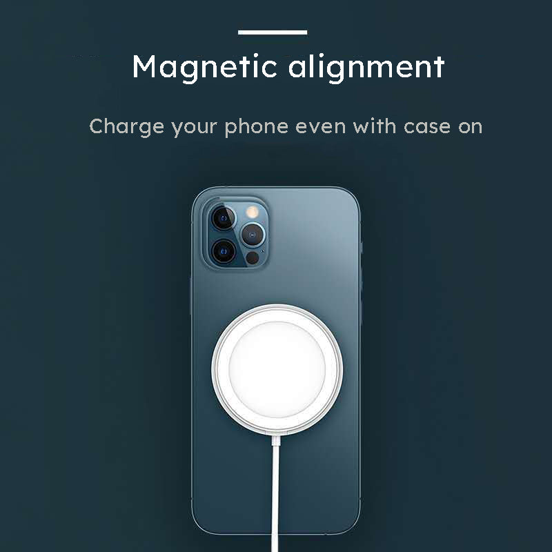 MagSafe iPhone Charger