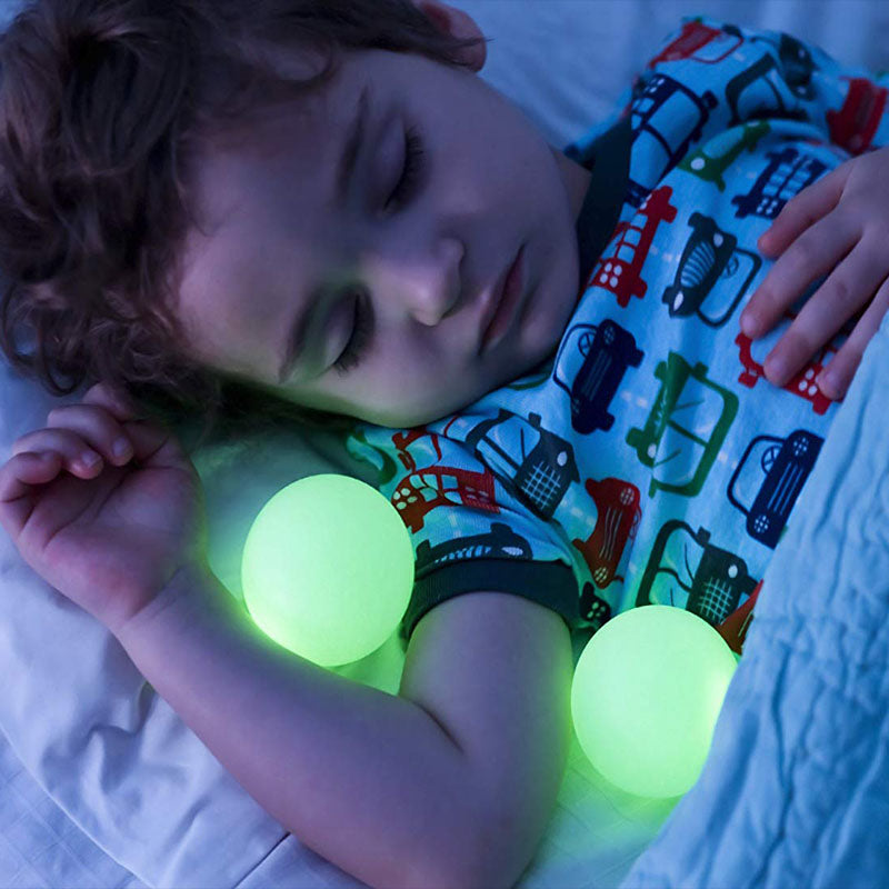 Portable Nightlight Globes - jackcattegoods