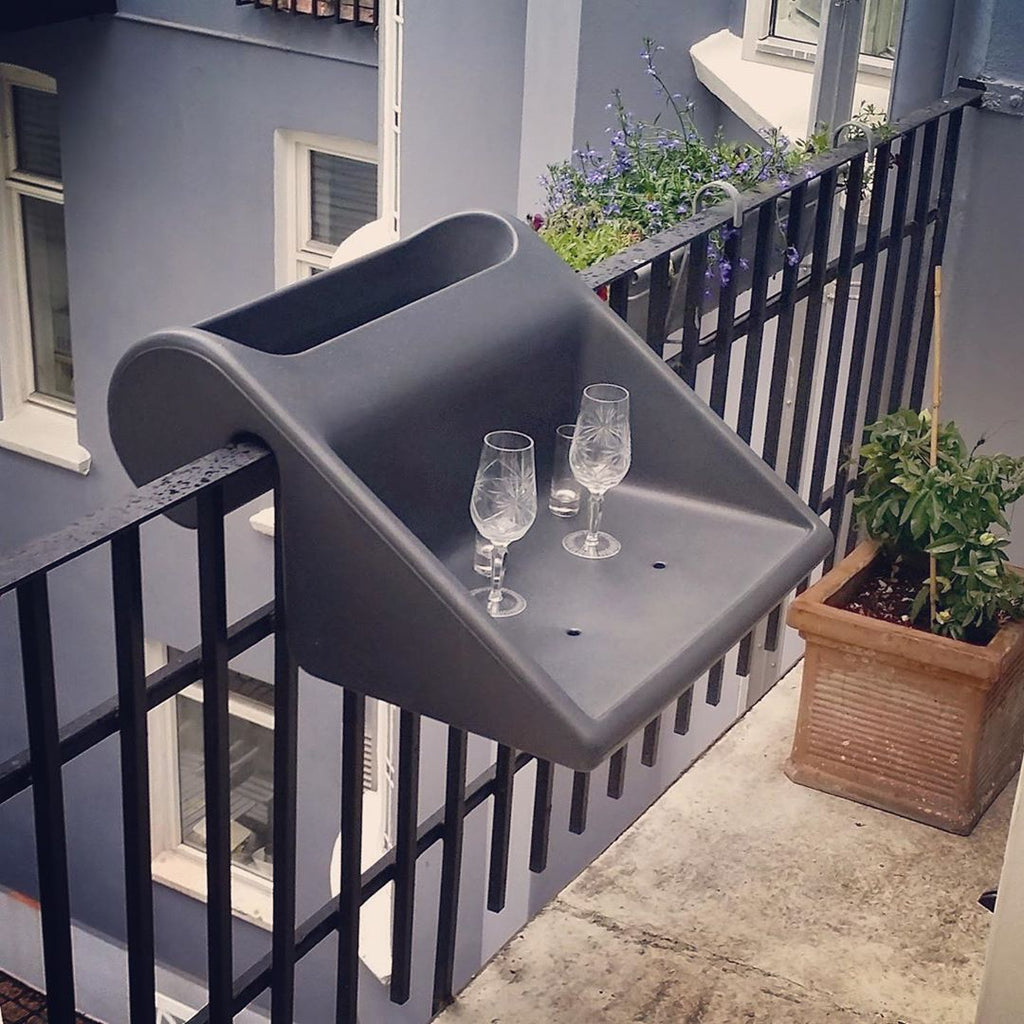 Portable Balcony Table - jackcattegoods